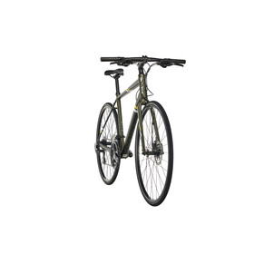 FOCUS Arriba Altus - Bicicletas híbridas - Oliva